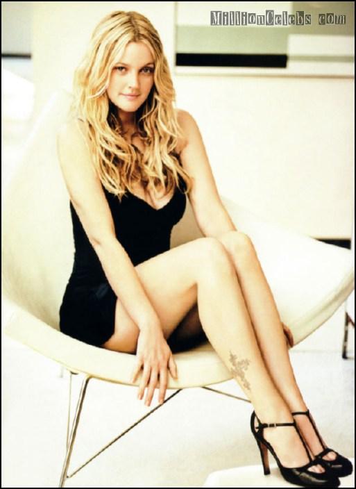 Drew Barrymore Sey