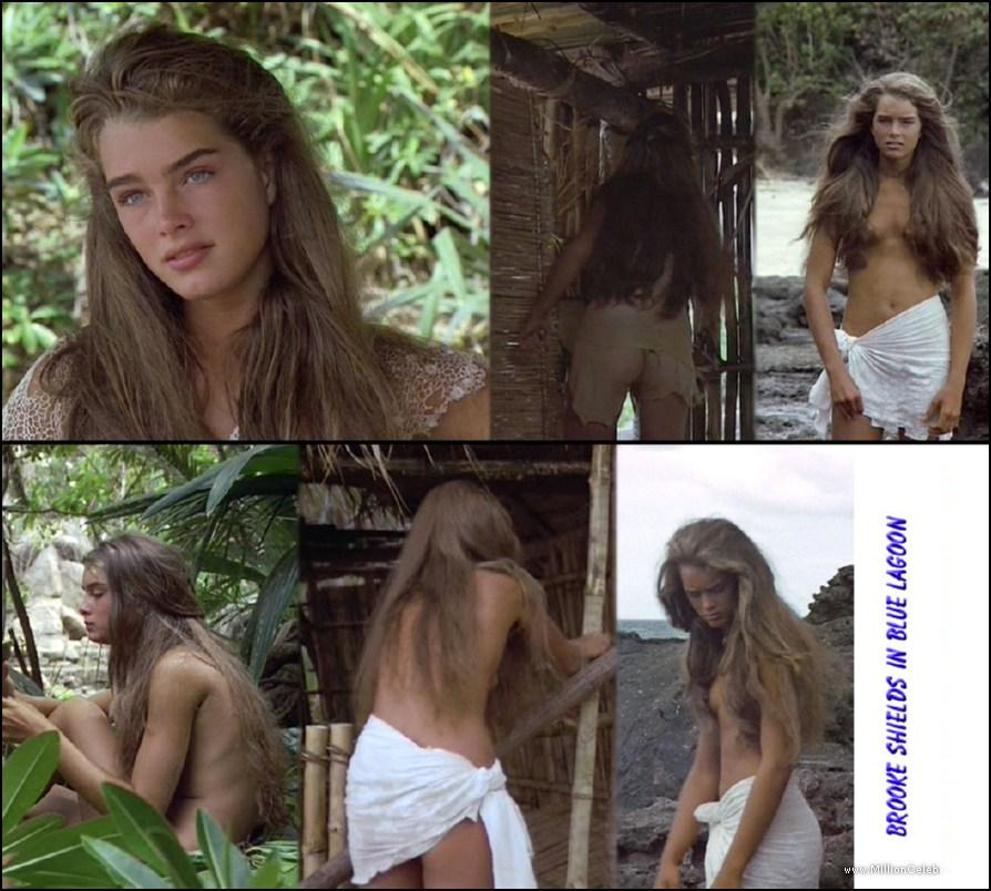 Brooke Shields nude pictures gallery, nude and sex scenes